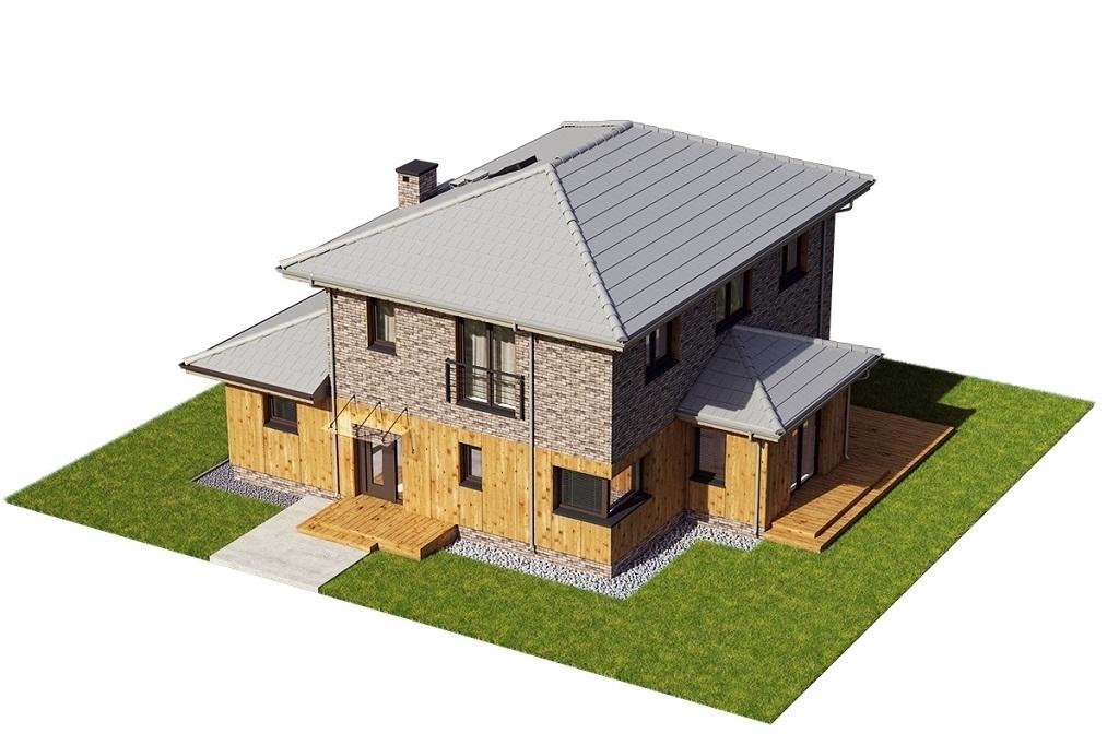 Projekt domu L-6753 - model
