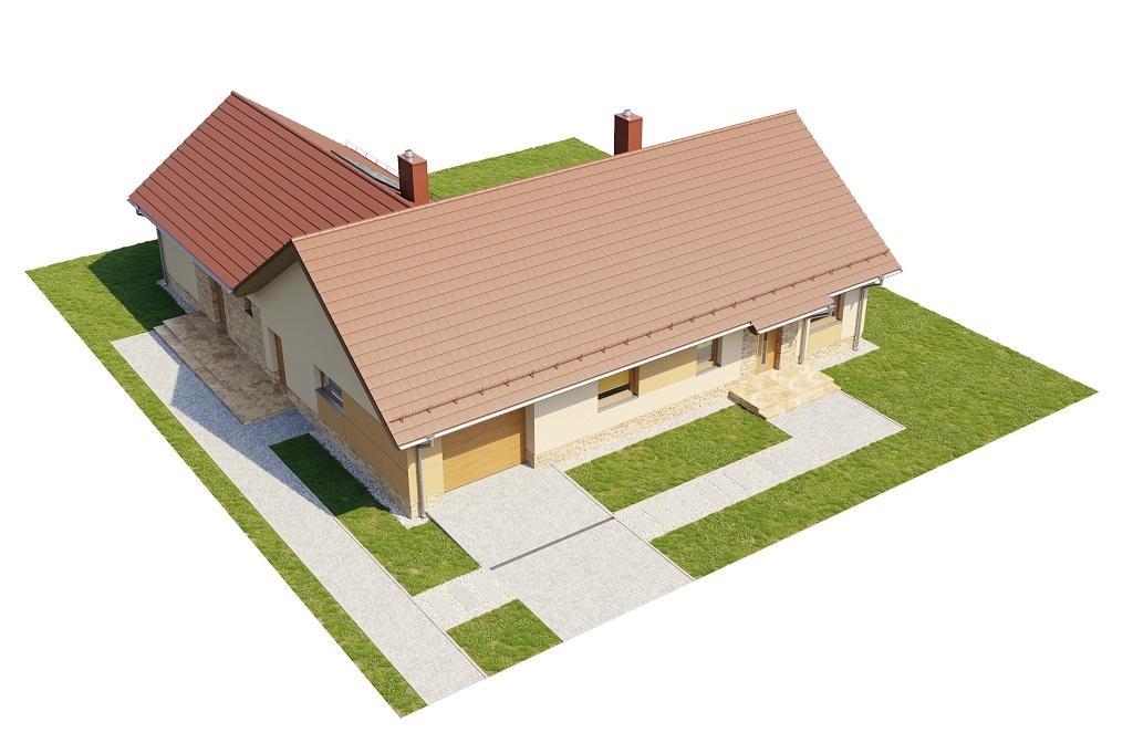 Projekt domu DM-6759 - model