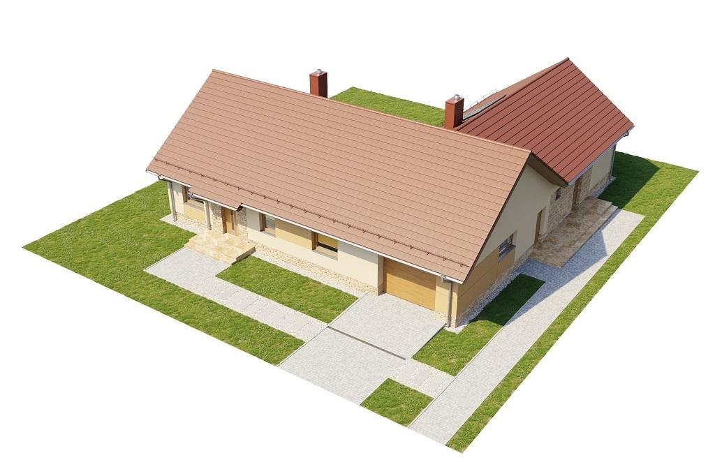 Projekt domu L-6759 - model