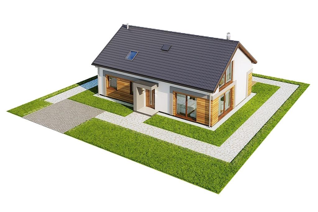 Projekt domu DM-6776 - model