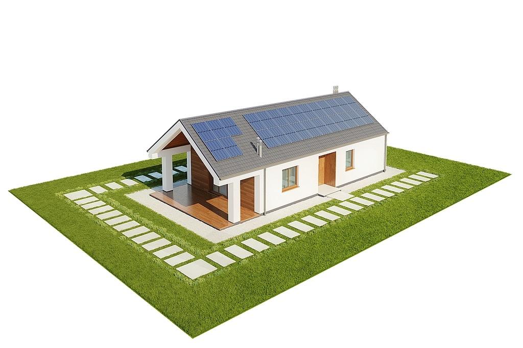 Projekt domu DM-6762 - model