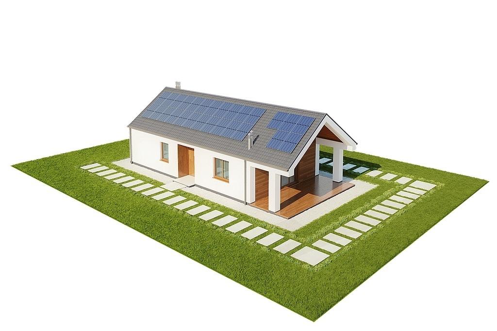Projekt domu L-6762 - model