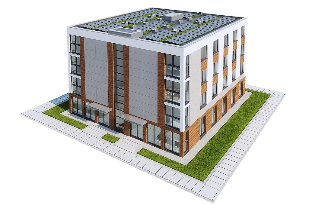 Projekt domu DM-6763 - model