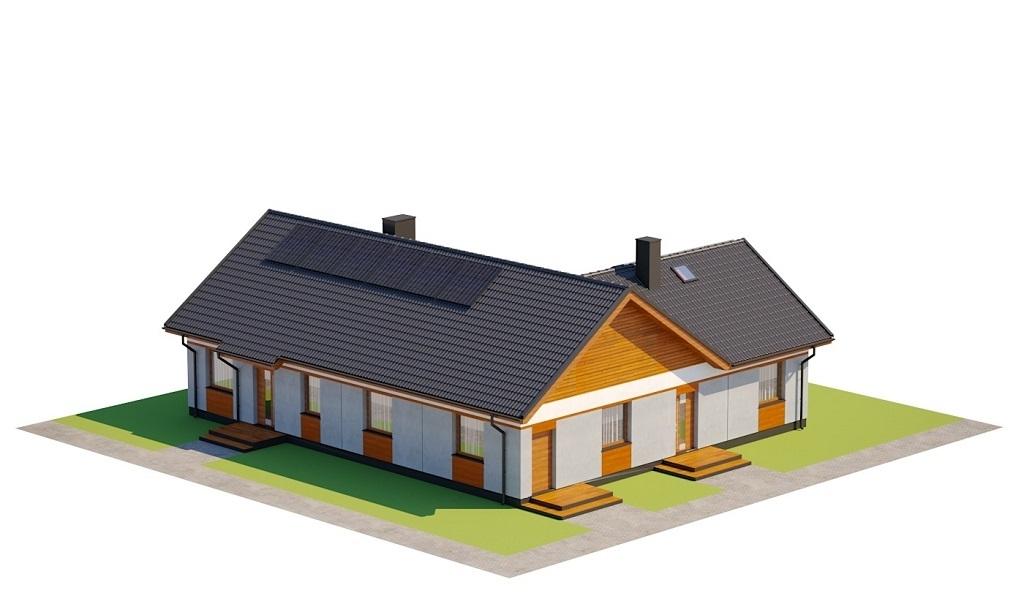 Projekt domu L-6759B - model