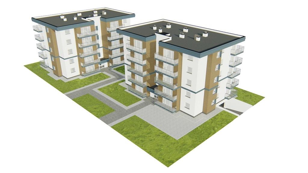 Projekt domu DM-6761 - model