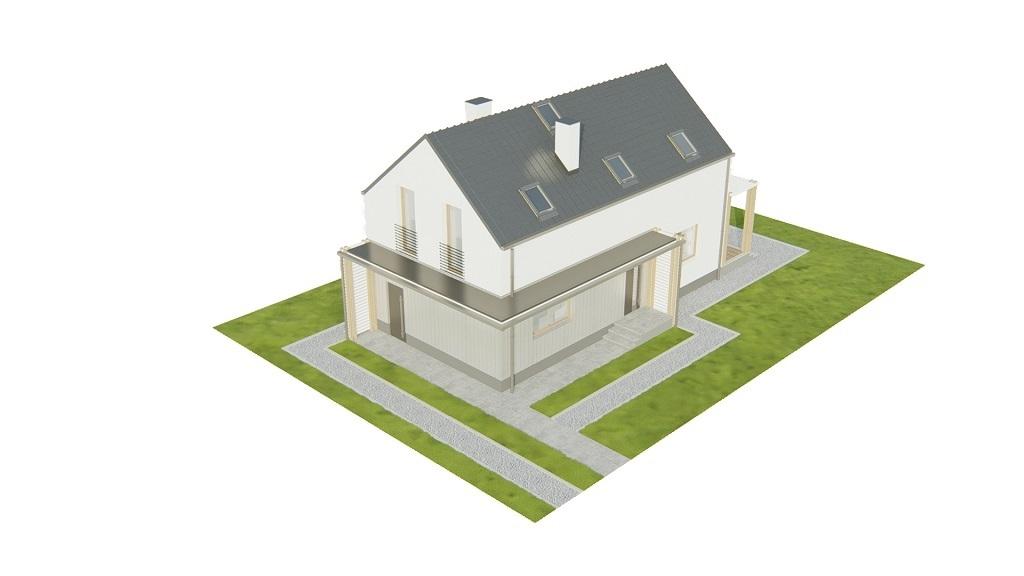 Projekt domu L-6781 - model