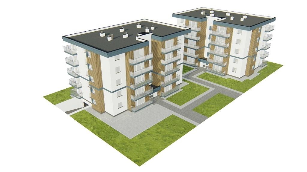 Projekt domu L-6761 - model