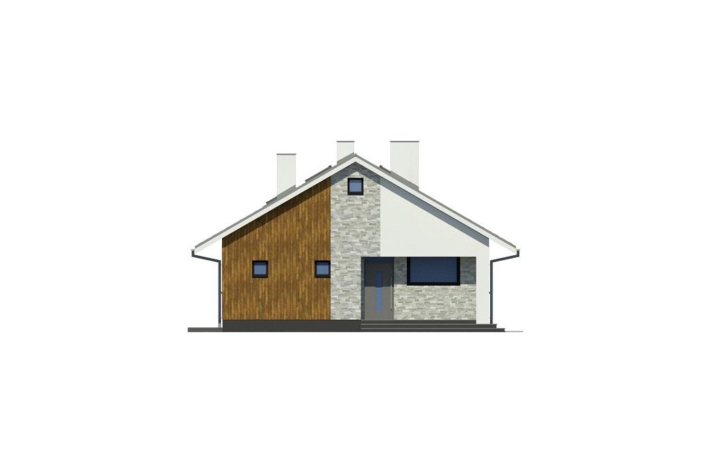 Projekt domu DM-6779 - elewacja