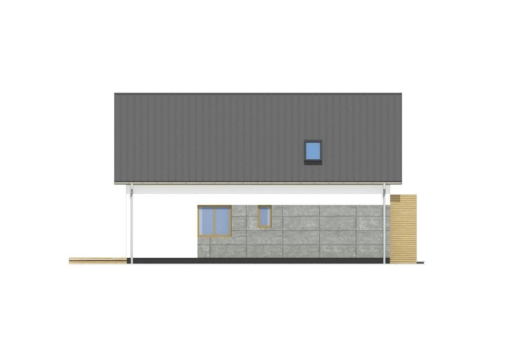 Projekt domu L-6785 - elewacja