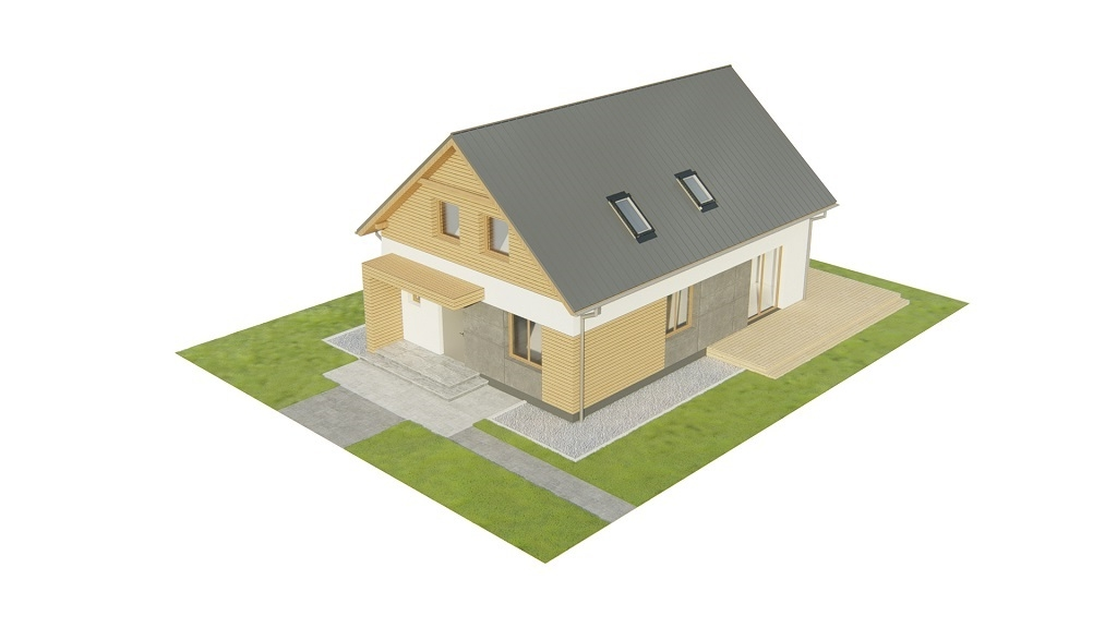 Projekt domu L-6785 - model