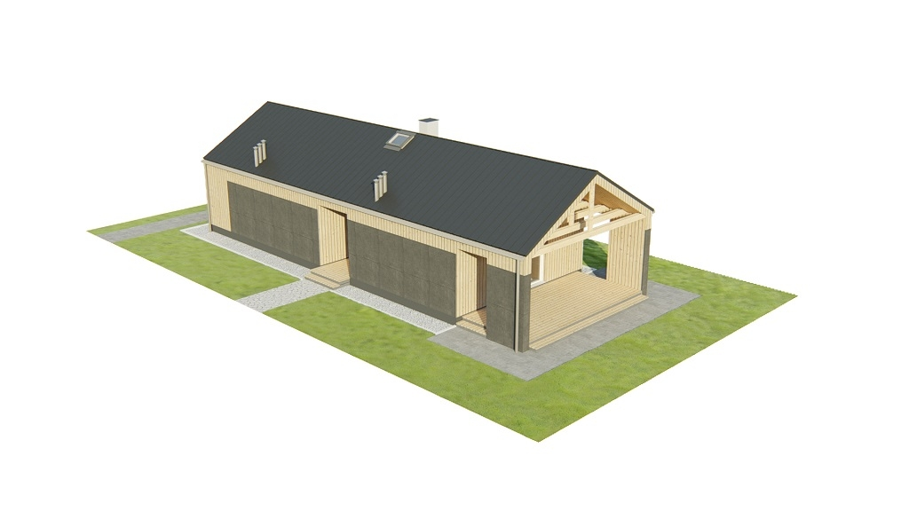 Projekt domu DM-6780 - model