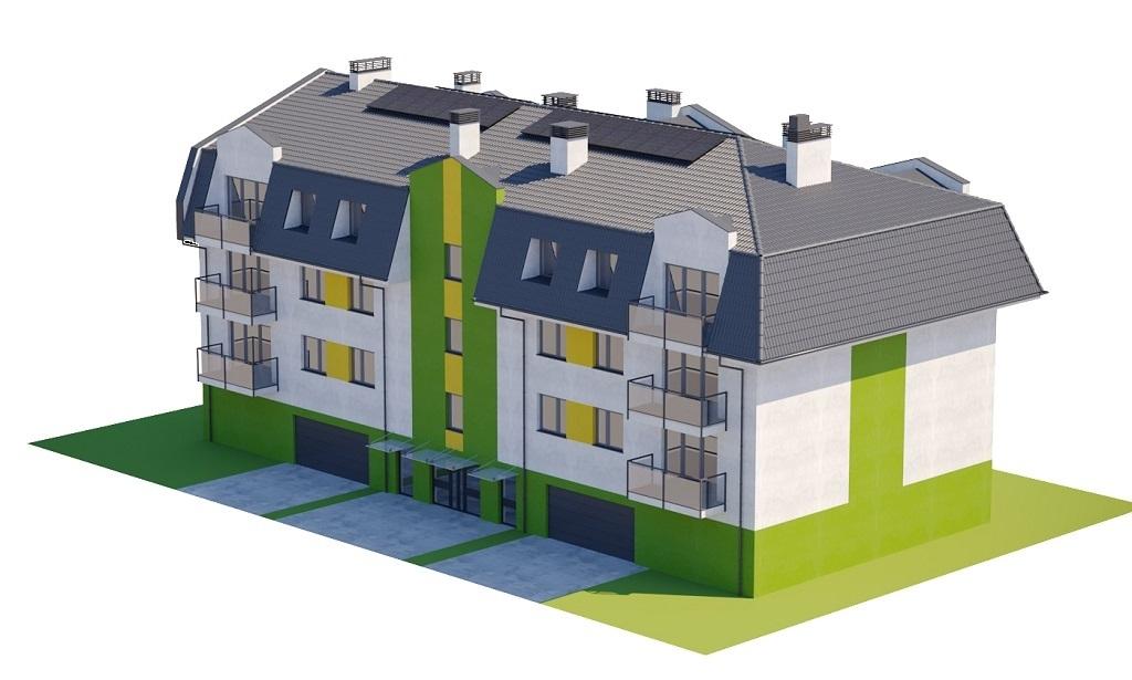 Projekt domu L-6793 - model