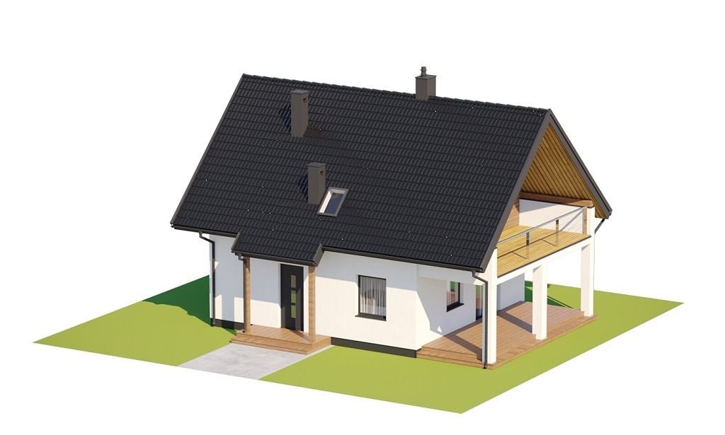 Projekt domu L-6798 - model