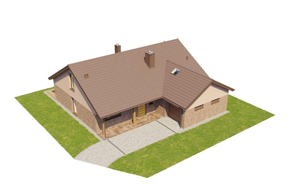 Projekt domu L-6769 - model