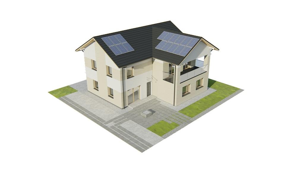 Projekt domu DM-6799 - model