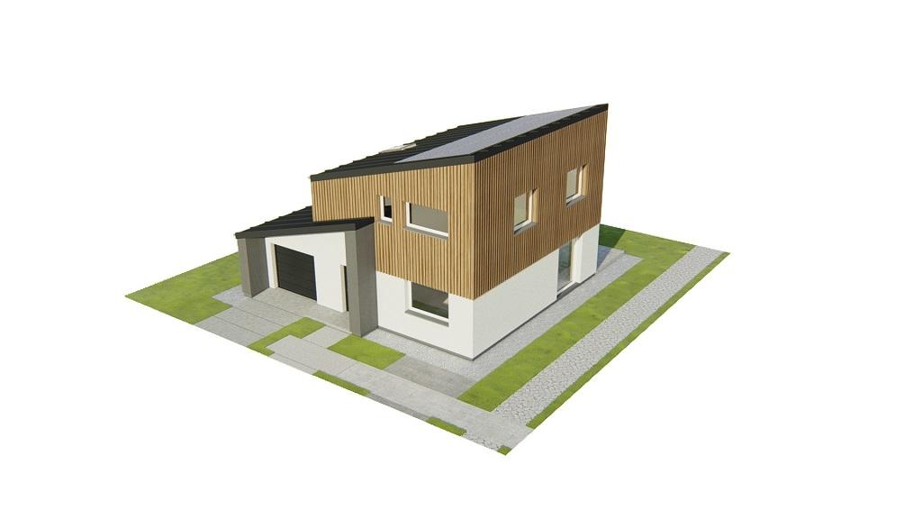 Projekt domu DM-6803 - model