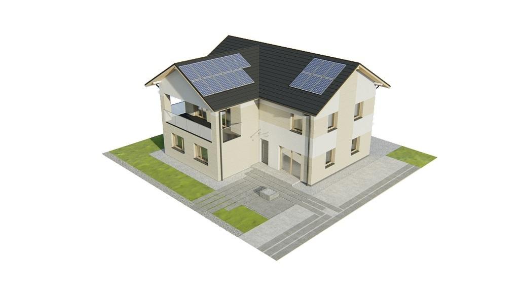Projekt domu L-6799 - model