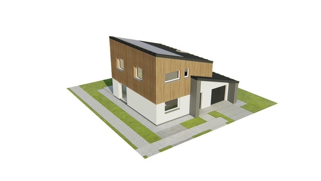Projekt domu L-6803 - model
