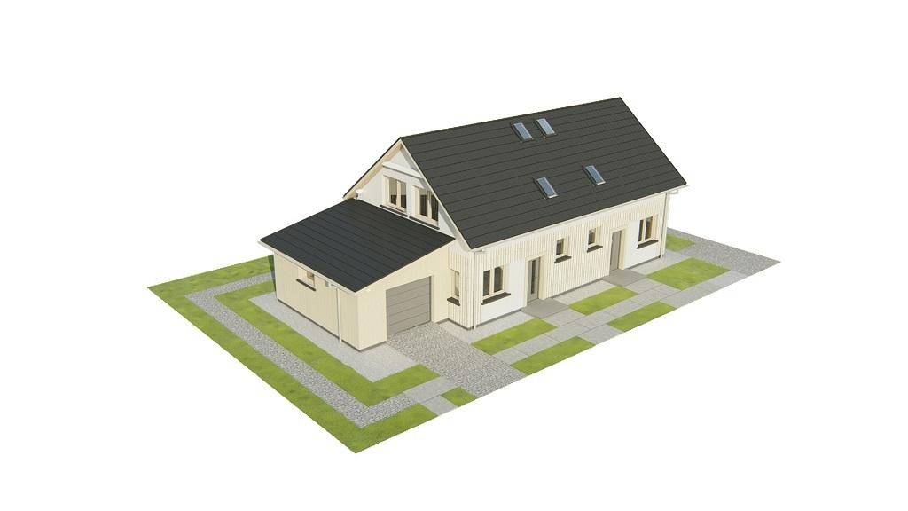 Projekt domu L-6813 - model
