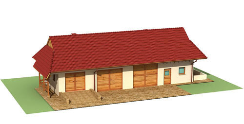 Projekt ZG-09 - model