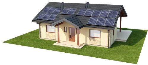 Projekt domu DM-6306 - model