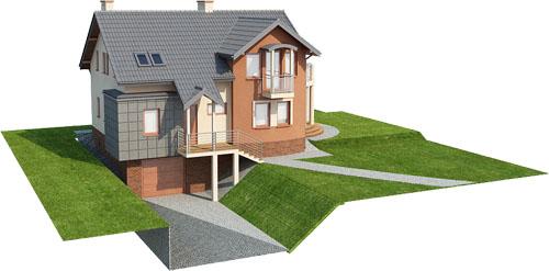 Projekt domu DM-6267 - model