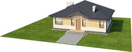 Projekt domu DM-6322 - model