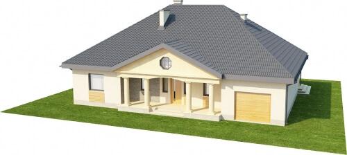 Projekt domu DM-6326 - model