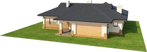 Projekt domu DM-6331 - model