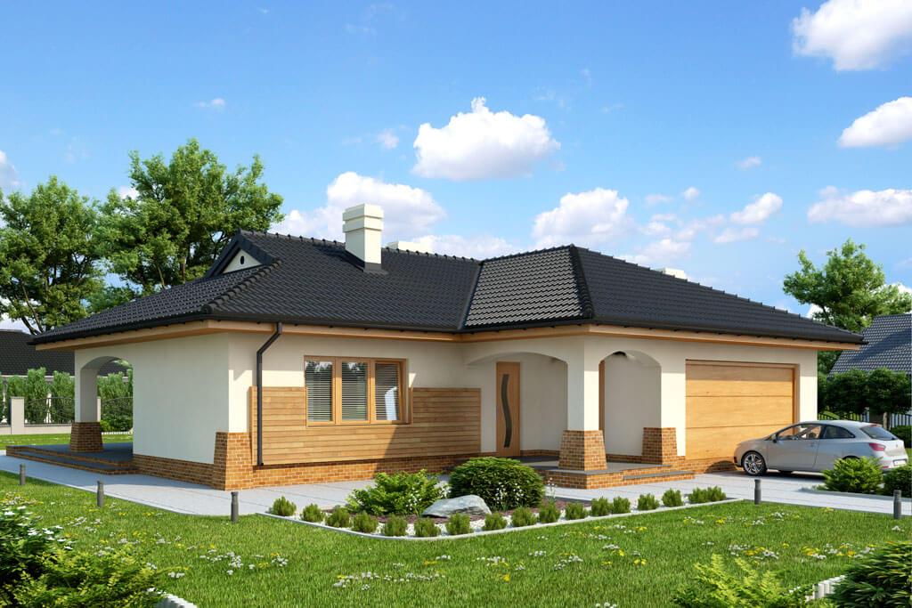 Projekt Domu Gorzków Dm 6331 Pow Uż 17330 M2 Projekty