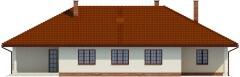 Projekt domu L-6471 - elewacja