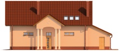 Projekt domu DM-6483 - elewacja