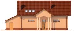 Projekt domu L-6483 - elewacja