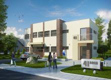 Projekt Budynek produkcyjno-biurowy