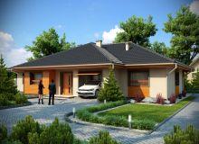 Projekt domu TOMASZÓW
