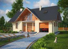 Projekt domu LASOCIN C