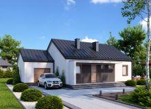 Projekt domu SŁOWICZE N