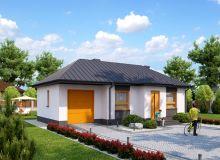 Projekt domu KLONOWIEC N