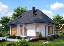 Projekt domu PRZEMIŁÓW N