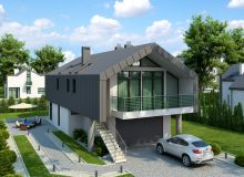 Projekt domu STROJNÓW