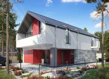 Projekt domu WOLIN