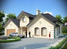 Projekt domu KNIAZIE
