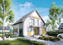 Projekt domu MNISZKÓW