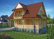 Projekt domu Szarotki