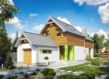 Projekt domu DALIANOWO