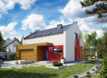 Projekt domu MAGNOLIN