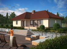 Projekt domu PNIEWO