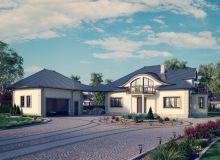 Projekt domu KOSACICE
