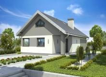 Projekt domu ZŁOTLINEK