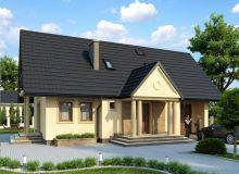 Projekt domu OSIECZANY